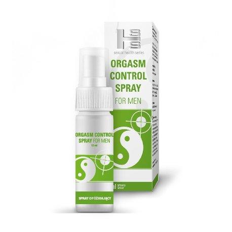 Orgasm Control Spray 15ml- spray na opóźnienie wytrysku u mężczyzn