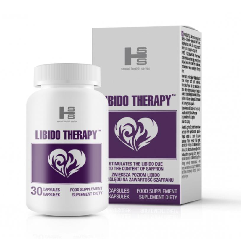 Libido Therapy – 30 kapsułek (tabletek) na libido u kobiet