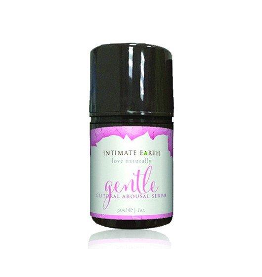Intimate Earth Gentle Clitoral Gel 30 ml – preparat poprawiający libido u kobiet