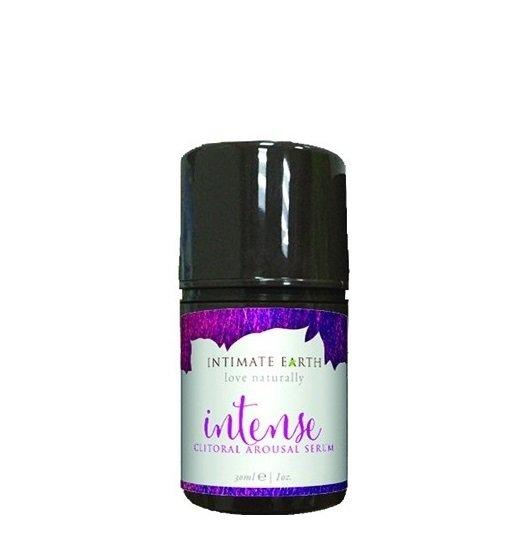 Intimate Earth – Intense Clitoral Gel 30 ml – żel zwiększający wrażliwość łechtaczki