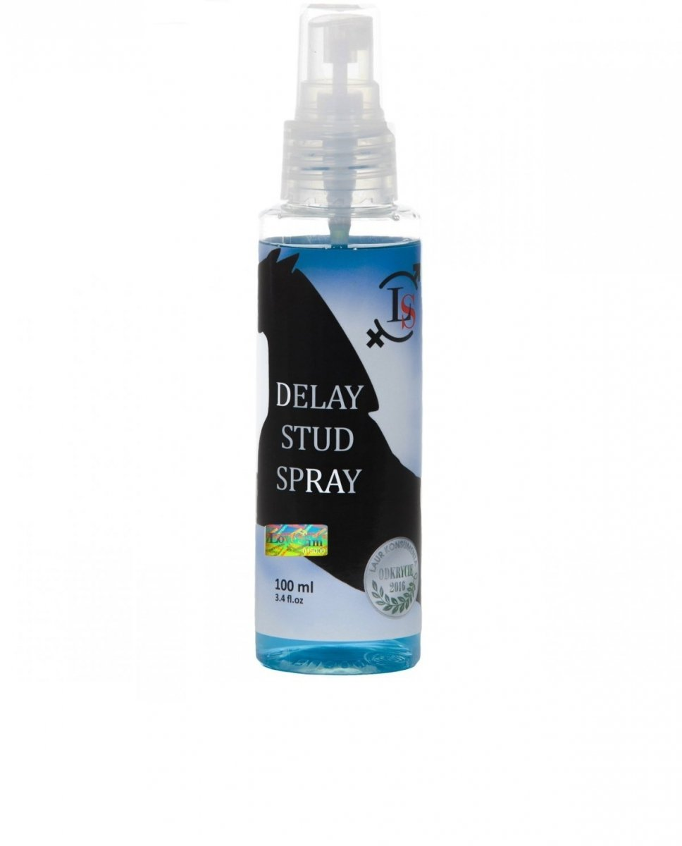 Delay Stud 100ml – spray opóźniający wytrysk